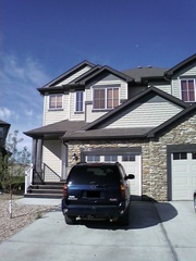 New Duplex house near 17 st and Whitemud for rent